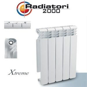 Биметаллический радиатор Radiatori Xtreme 500/100 (Италия)