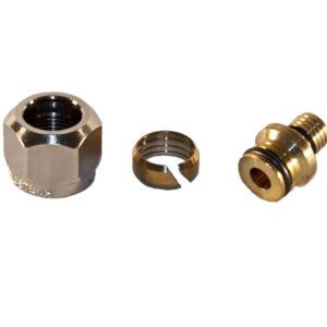 Гайка, кольцо под термопару 3/4х18х11,6х16 Fratelli Pettinaroli (Италия)