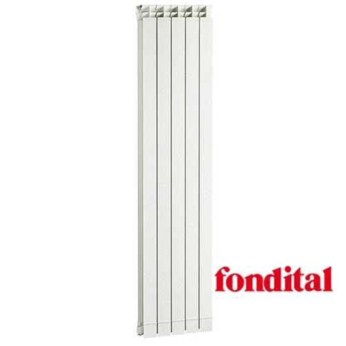 Алюминиевый радиатор Gardа Dual Aleternum 2000/80 Fondital (Италия)