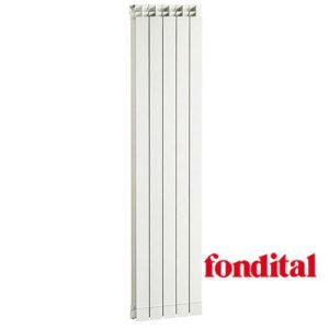 Алюминиевый радиатор Garda Dual Aleternum 1200/80 Fondital (Италия)