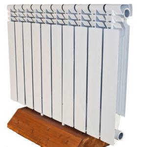 Биметаллический радиатор Alltermo Bimetal 350/80