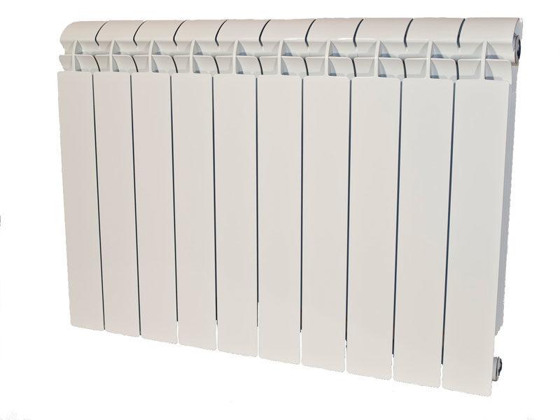 Биметаллический радиатор STYLE PLUS 500 Global (Италия)