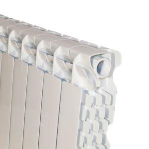 Алюминиевый радиатор Calidor Aleternum 500/100 Fondital (Италия)