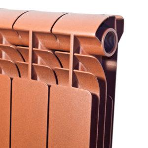 Алюминиевый радиатор ISEO S 500/80 Global (Италия)