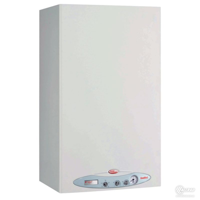 Газовый котел Nias Dual Line Tech BTFS 32 Fondital ( Италия )