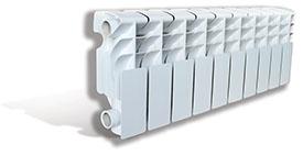 Алюминиевый радиатор Uno Compacto 200/100 ( Италия )