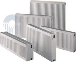 Стальной радиатор Delta Тип 33 панельные (Турция) нижн.подкл. 300х400
