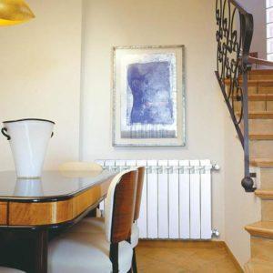 Биметаллический радиатор STYLE PLUS 500/100 Global (Италия)