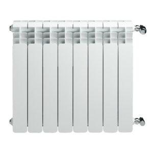 Алюминиевый радиатор Faral Trio HP 500/100 (Италия)
