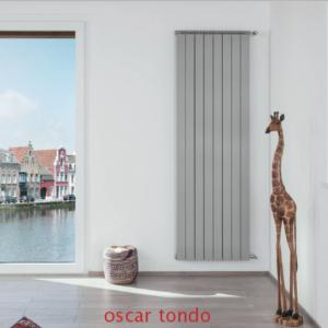Алюминиевый радиатор OSKAR Tondo 2000 Global (Италия)